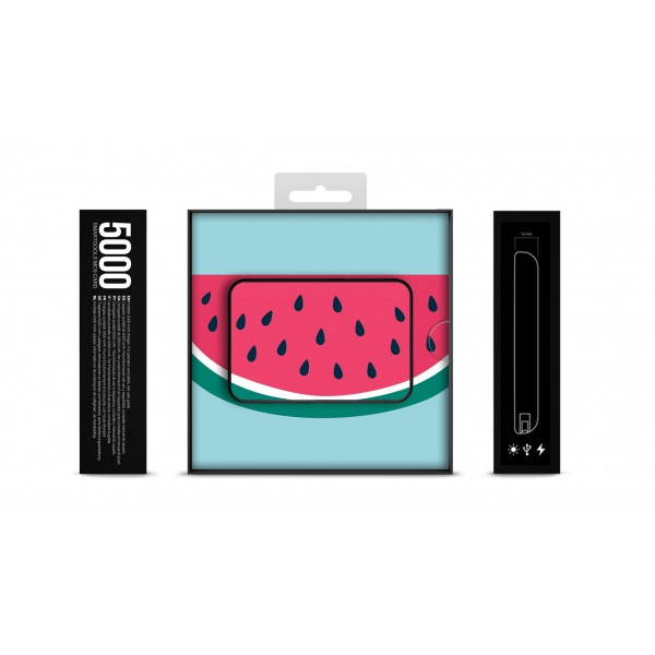 Watermelon 5000mAh